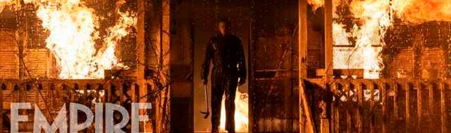 Another New 'Halloween Kills' Image Emerges from the Flames