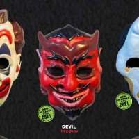 Trick or Treat Studios Reveals New 2021 Masks