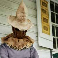 Motion Activated Sitting Scarecrow Animatronic Returns to Spirit Halloween for 2021