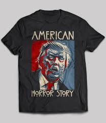 Donald Trump Horror Story Costume and Masks