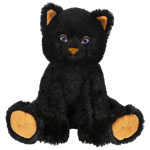 midnight kitty build-a-bear