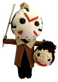 mr revenge jason string doll