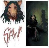 saw posters