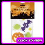 Asda window clings
