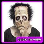 Asda zombie mask