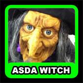 asda halloween witch