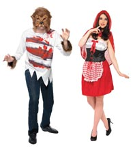 Asda Halloween costumes 2012