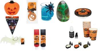Asda Halloween gifts