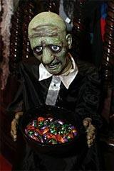Asda Halloween Boris the butler