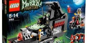 lego monster fighters hearse