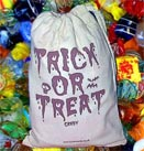 trick or treat bag halloween treats