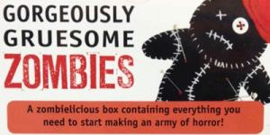 Gorgeously Gruesome Zombies Craft Box Set