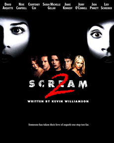 scream 2 halloween horror movies