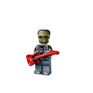 Lego Monsters Minifigure rocker frankenstein
