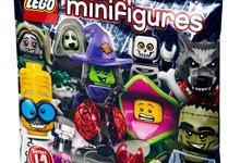 Lego Monsters Minifigures series 14 2015