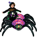 Asda Halloween inflatable spider