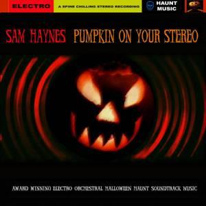 Halloween music Sam Haynes