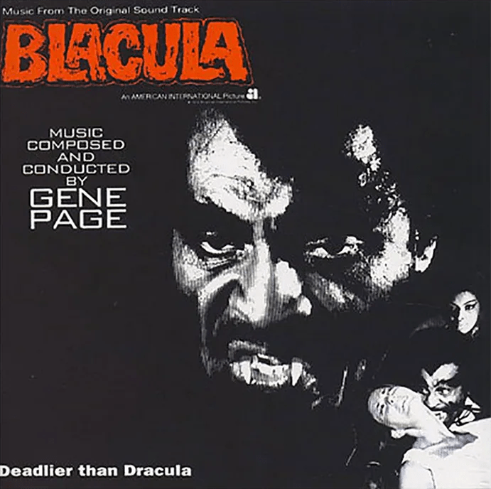 Blacula Original Soundtrack (1972) 1