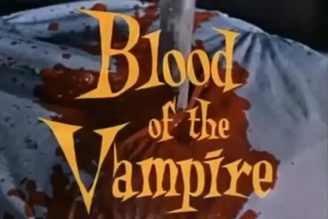 🎥 Blood of the Vampire (1958) FULL MOVIE 1