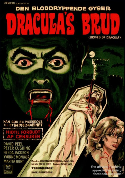 🎥 The Brides of Dracula (1960) FULL MOVIE 5