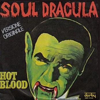 Hot Blood, Soul Dracula, France (1975)