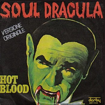 Hot Blood, Soul Dracula, France (1975)