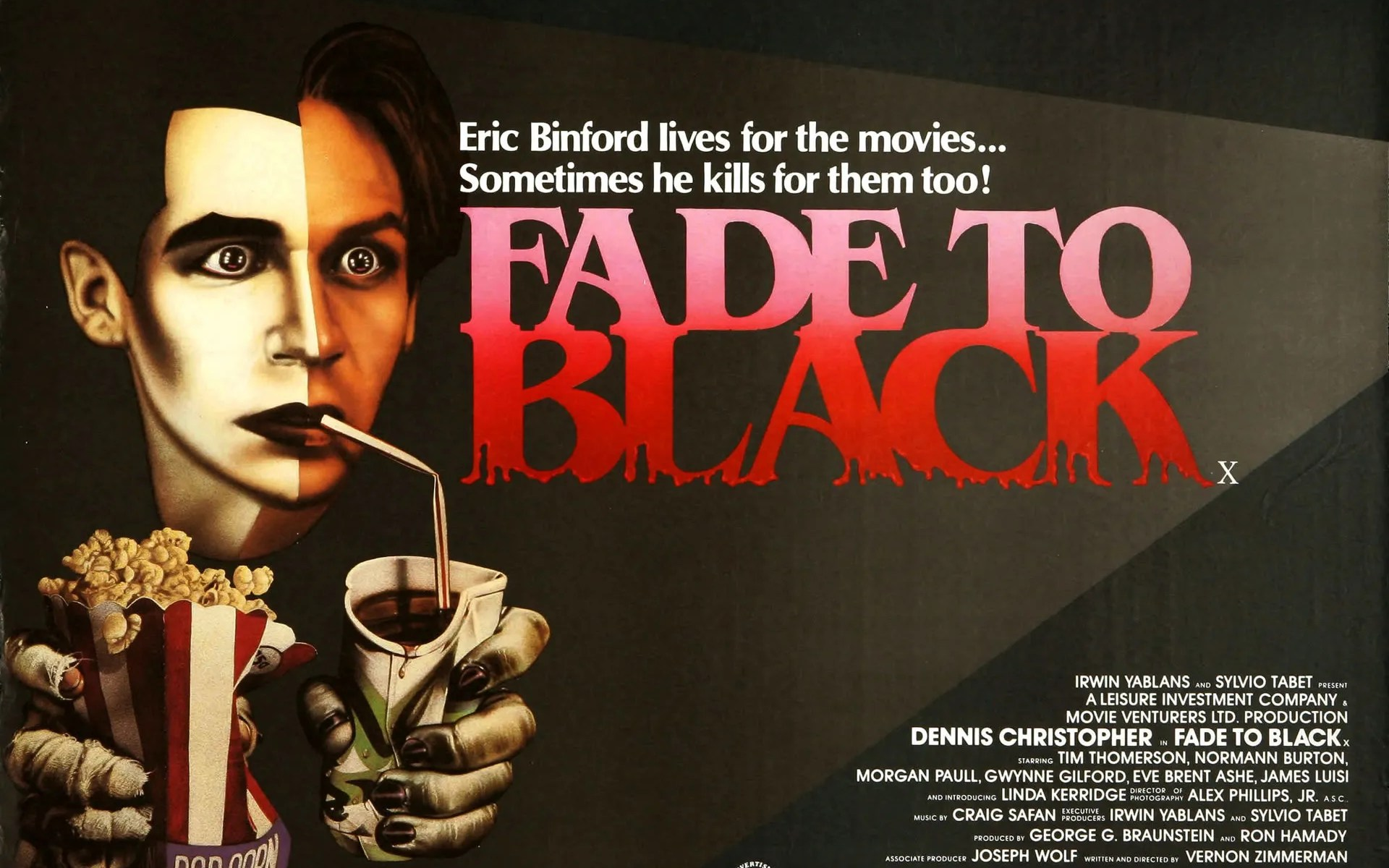 🎥 Fade to Black (1980) 1