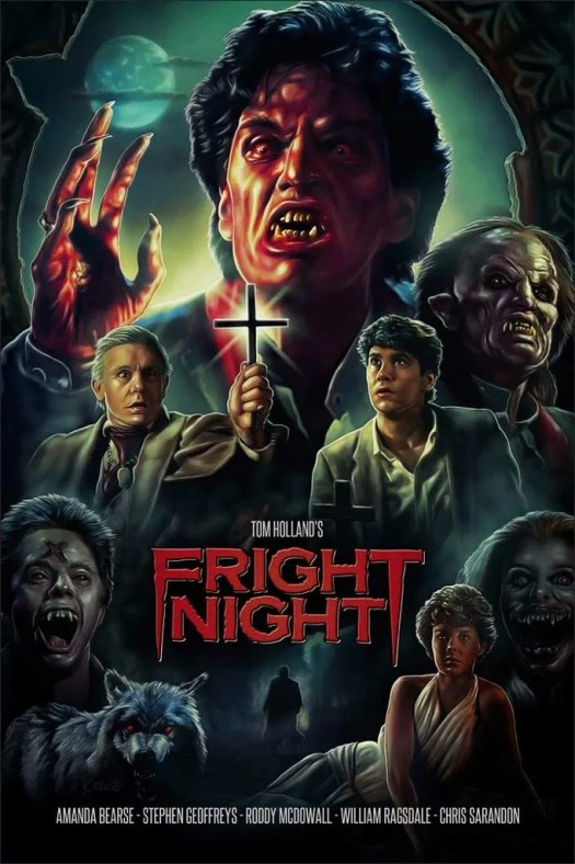 🎥 📷 Fright Night † (1985) 16