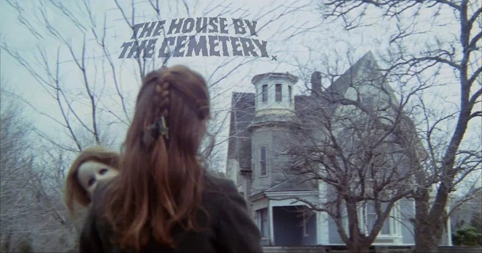 🎥 House by the Cemetery (1981) FULL MOVIE 1