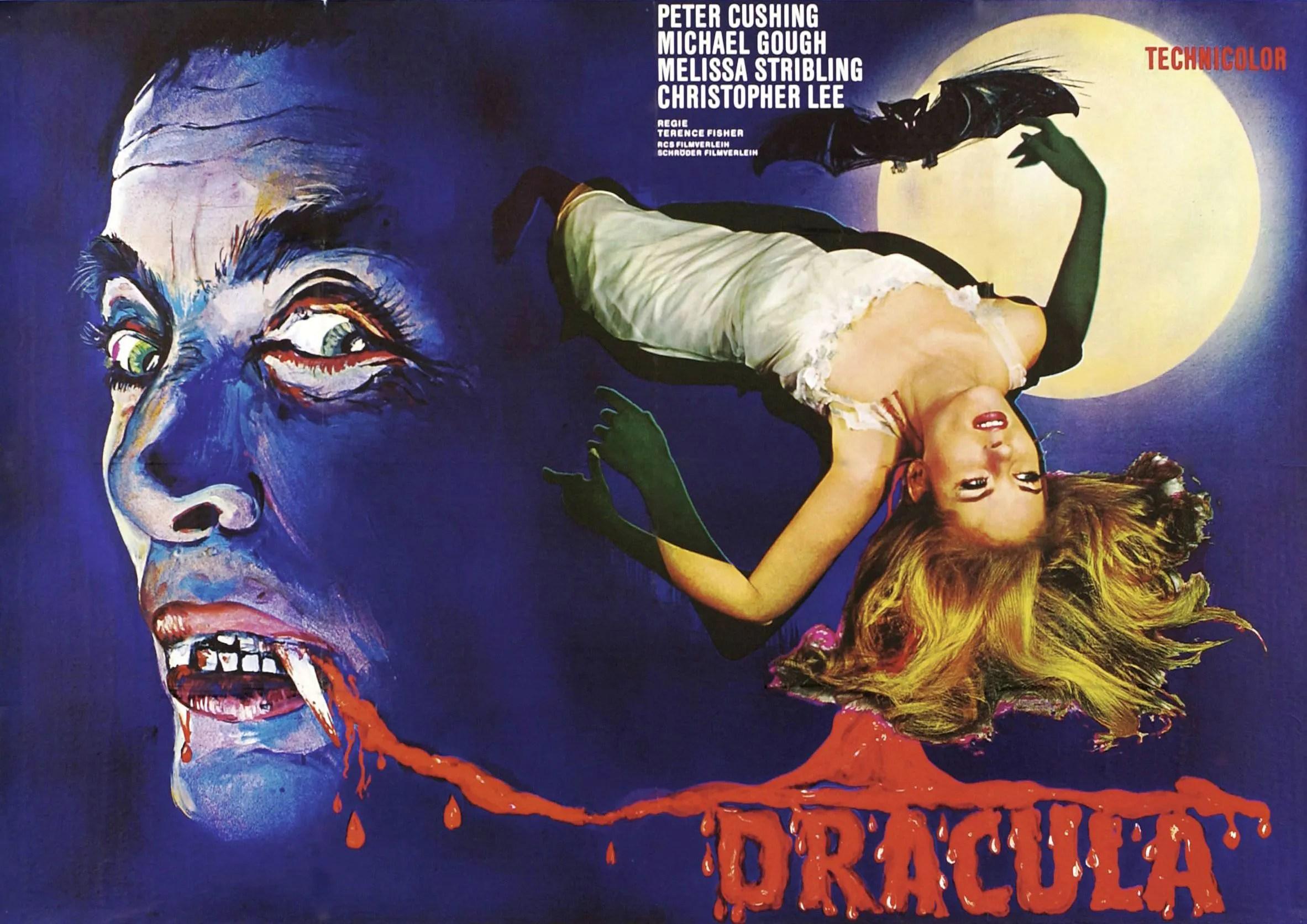 the Horror of Dracula ⚰️ (1958) FULL MOVIE 8