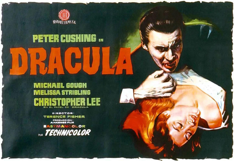 the Horror of Dracula ⚰️ (1958) FULL MOVIE 4