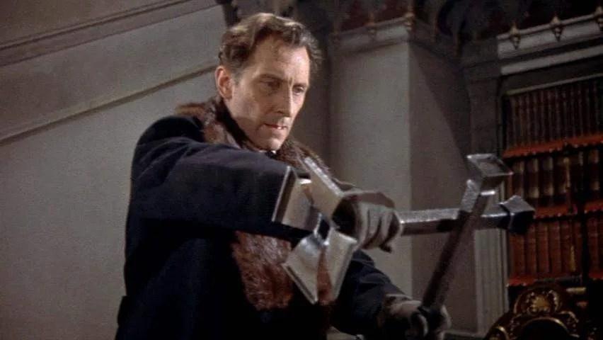 the Horror of Dracula ⚰️ (1958) FULL MOVIE 5