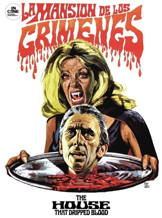 🎥 the House that Dripped Blood(1971)FULL MOVIE 57