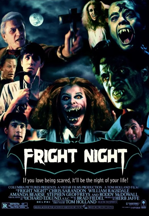 🎥 📷 Fright Night † (1985) 14