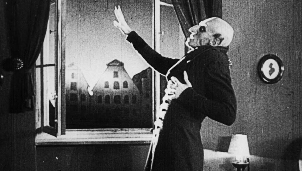 Nosferatu (1922) FULL  MOVIE 5