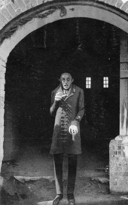 Nosferatu (1922) FULL  MOVIE 7