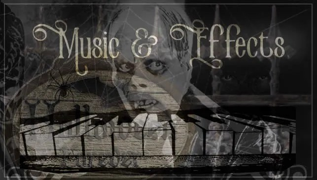 ? Music and Sound Effects for Halloween 1