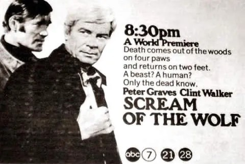🎥 Scream of the Wolf (1974)(TV) FULL MOVIE 4