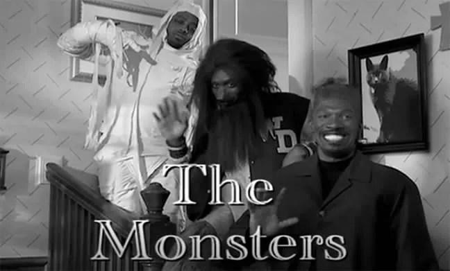 🎥 Black Monsters - Chappelle Show 30