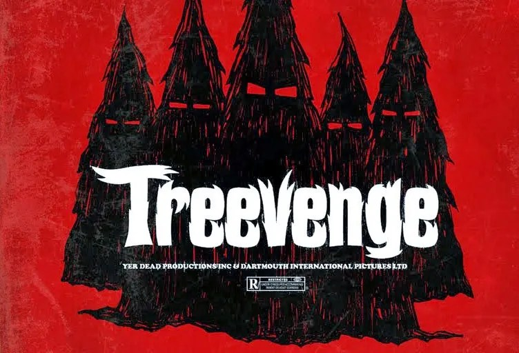 🎥 Treevenge (2008) 🌲🎄 FULL MOVIE 65