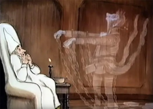 🎥 A Christmas Carol 🎄 Animated (1971) FULL FEATURE 10