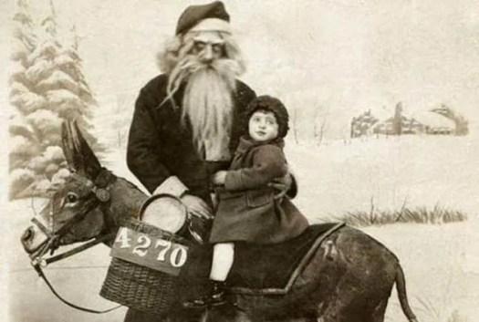 📷 the 13 most Disturbing Santa Claus Photos on the Net 🎅 5