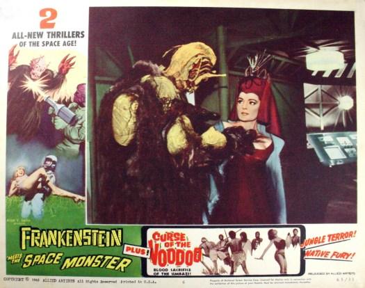 ? Frankenstein Meets the Space Monster (1965) FULL MOVIE 7