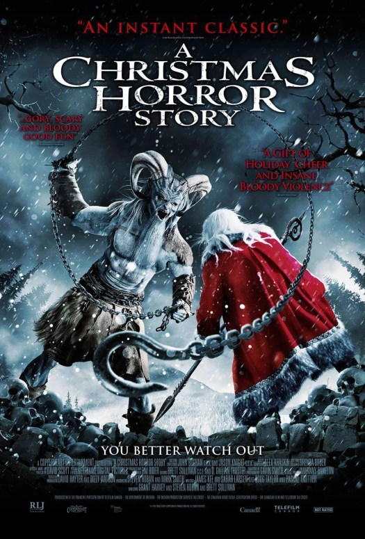 ? A Christmas Horror Story ? (2015) Trailer 31