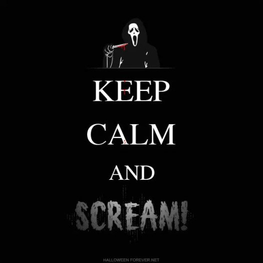 Keep Calm and Decorate Halloween 5