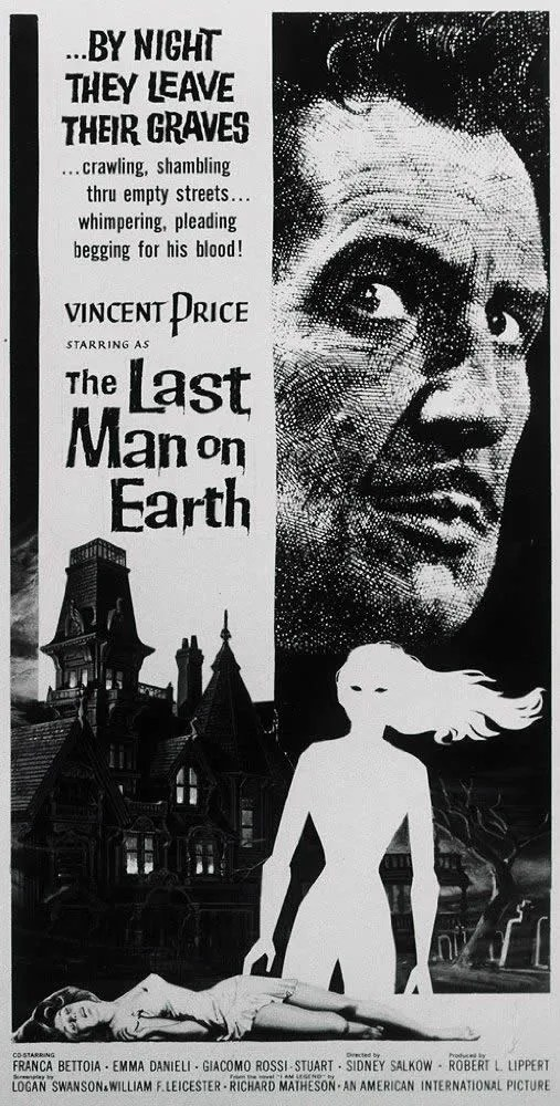The Last Man On Earth (1964) 1