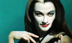 Amazing Color Photos of Lily Munster, Yvonne De Carlo