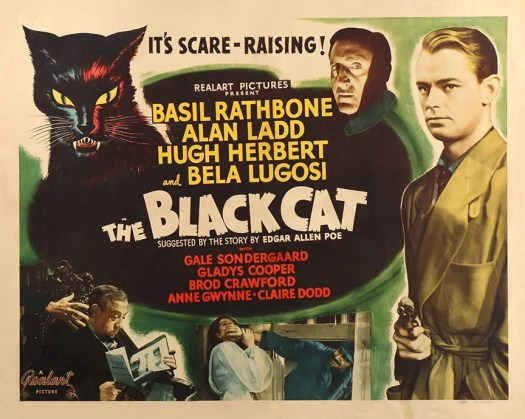 🎥 The Black Cat (1941) FULL MOVIE 22