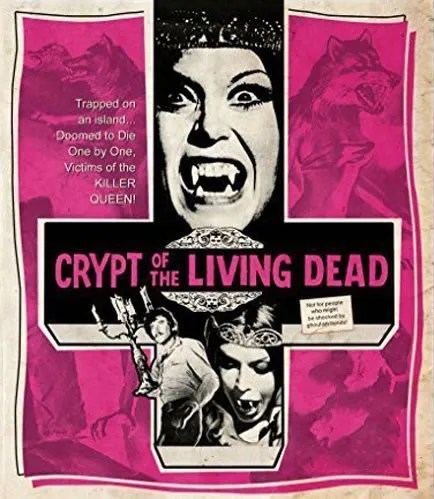 Crypt of the Living Dead ⚰️ (1973) FULL MOVIE 5