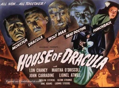 🎥 House oƒ Dracula ⚰️ (1945) FULL MOVIE 31